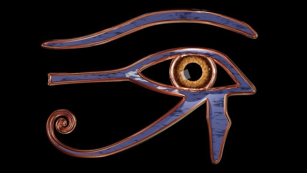 Símbolos de Protección [Significado Explicado] Ojo de Horus